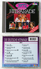DEUTSCHE HITPARADE 1972 Mouth & McNeal, Gilbert O´Sullivan,... Spectrum CD TOP