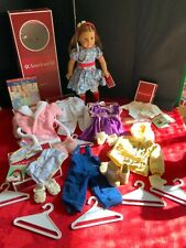 American Girl Molly's Friend Emily w/Accessories and Clothes Lot