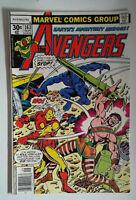 The Avengers #163 (1977) Marvel 8.0 VF Comic Book