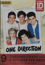 One Direction 2013 Panini Single Cards 1-100 - Choose Complete Your Set Mint