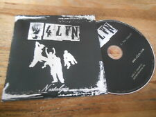 CD Metal 4Lyn - Nostalgia (2 Song) Promo RODEOSTAR cb