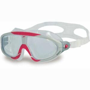 Speedo Rift Senior Adult Goggles Mask Swimming Swim Red CL