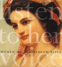 Listen to Her Voice: Women of the Hebrew Bible-ExLibrary
