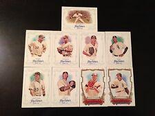 2013 Topps Allen & Ginter Chicago White Sox MASTER Team set 9