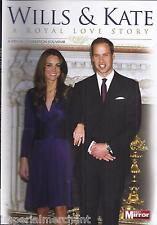 Prince William Kate Middleton Magazine Special Collectors Issue Princess Diana