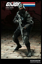 G.I Joe Cobra Sniper 12 inch Figure by Sideshow Collectibles