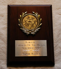 Track and Field, or any Other SPORT, Award Plaque 6x8 Trophy FREE engraving