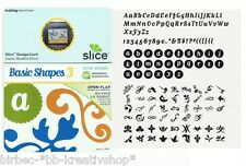 DESIGN CARD Chip Speicherkarte SLICE Elite BASIC SHAPES 3 - Sonderpreis 735