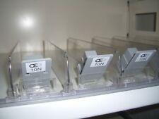 Tego Metal tabakregal Cutting Disc unterteiler Separator Shelf gondelregal
