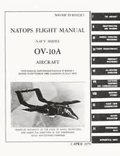 NORTH AMERICAN OV-10A BRONCO - NAVAIR 01-60GCB-1 FM 1976