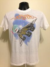 VINTAGE Boston Third Stage 1987 U.S. Tour Concert Shirt Size Small