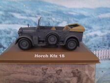 1/43 ATLAS  HORCH Kfz 15 military car