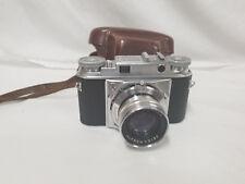Vintage Voigtlander Prominent Camera w/Ultron 50mm Lens