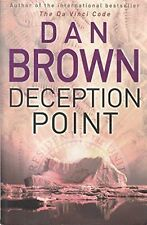 Deception Point,Dan Brown- 9780593057438