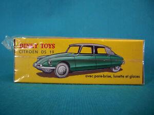 DINKY Toys Citroën DS 19 Edition Atlas 24 CP