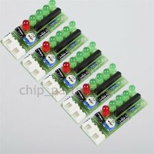 5Pcs KA2284 Audio Level Meter Level Indicating LED Indicator DIY Kit for Arduino