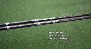 Mitsubishi Diamana F Limited Driver Shaft Uncut or w/Tip&Grip Stiff/Regular NEW