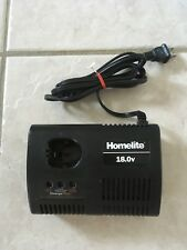 Homelite 18V ChargePlus+  Charger 1425701