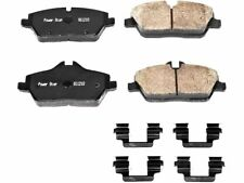 For 2014-2017 BMW i3 Disc Brake Pad and Hardware Kit Front Power Stop 69745KW