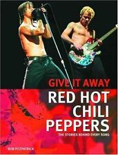 RED HOT CHILI PEPPERS  Give It Away  large paperback book