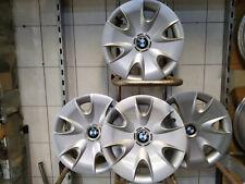BMW Original Radblende Radzierblende Radkappe 1er E81 E82 E87 E88 - Satz (4 Stüc