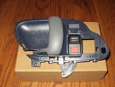 CHEVY z-71  INNER INSIDE LEFT DRIVER DOOR HANDLE BLUE 1995 1996 1997 1998 1999