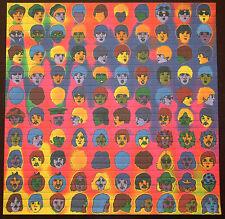 BEATLES  - BLOTTER ART YELLOW SUBMARINE PSYCHEDELIC