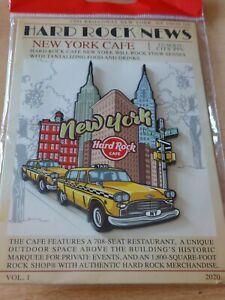 Hard Rock Cafe New York Jumbo City Pin