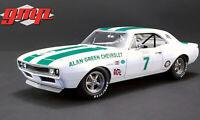 1967 CHEVROLET CAMARO Z-28 #7 ALAN GREEN LTD 402 PCS 1:18 DIECAST CAR GMP 18909