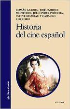 Historia del cine español. NUEVO. Nacional URGENTE/Internac. económico. CINE, RA