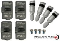 4 ITM Tire Pressure Sensor 315MHz metal TPMS For DODGE SPRINTER 07-13