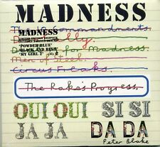 Madness Oui Oui Si Si Ja Ja Da Da  New Sealed CD (Digipack)
