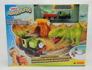 Thomas und seine Freunde - Adventures - Luke und Dino-Entdeckung Spielset NEU