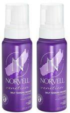 LOT 2 Norvell VENETIAN Sunless Tanning MOUSSE - 8 oz