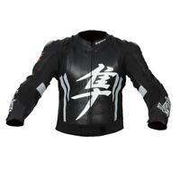 Hayabusa Motorbike Leather Jacket