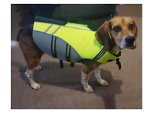 Vivaglory New Sports Style Ripstop Dog Life Jacket Safety Vest with Superior Buo