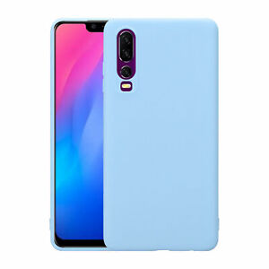 Protective Case for Huawei P30 6 Inch Silicone Cover Slim Case Bumper