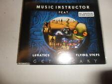 Cd   Music Instructor Feat.  Lunatics    Abe   Flying Steps  – Get Freak