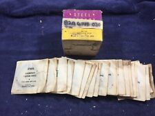 1937-1939 Ford V8-60 flathead piston rings .020 82AS-6149 NORS