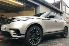 "22"" Range Rover Sport / Velar Style Alloys And Tyres Set Of 4"