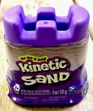 Kinetic Sand - 5oz. Container (Purple) NEW in package