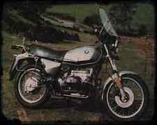 Bmw_R80St 83 1 A4 Metal Sign moto antigua añejada De
