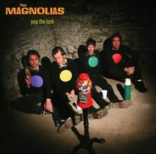 THE MAGNOLIAS - Pop The Lock (2011) CD New and Sealed. w/ Free mp3 Download Card