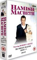 Nuovo Hamish Macbeth Serie 1 A 2 Collezione Completa DVD