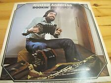 "12TS402 UK 12"" 33RPM 1979 ALISTAIR ANDERSON ""DOOKIN' FOR APPLES"""