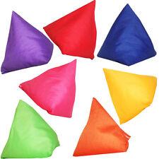 UK Made Pyramid Bean bags Throwing Catching PE Playground Juggling Beanbags