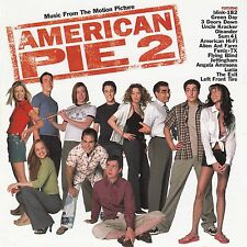 AMERICAN PIE 2 - MUSIC FROM THE MOTION PICTURE / CD