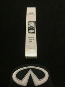 NEW OEM NISSAN INFINITI Touch Up Paint and Clear Coat 999PPYDKH3 Black Obsidian