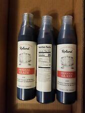 Roland Balsamic Glaze 3-12.84oz Bottles