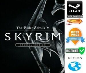 The Elder Scrolls V: Skyrim Special Edition PC Steam GLOBAL **FAST DELIVERY**